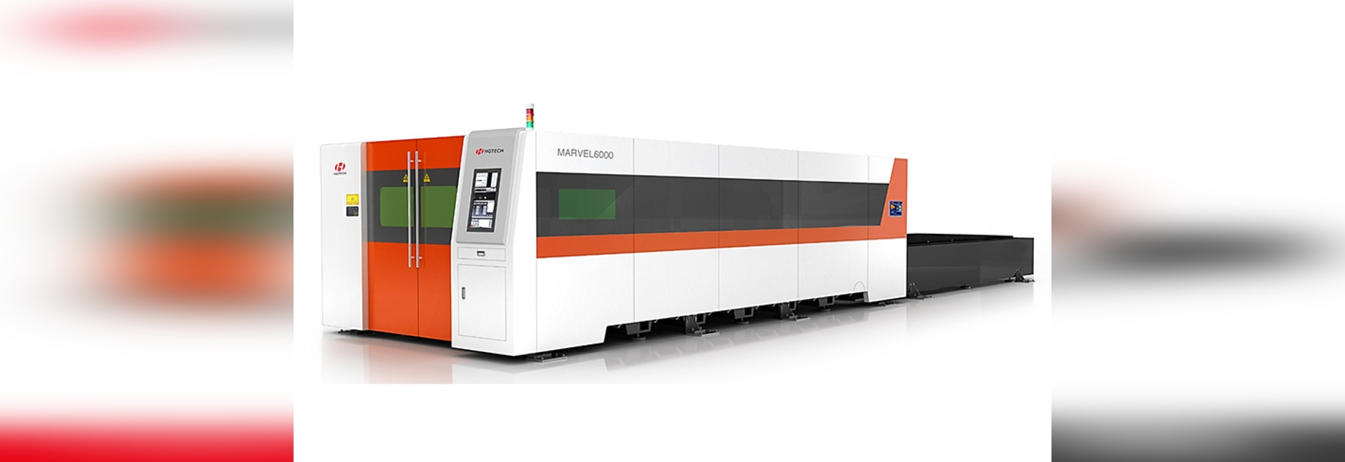 MARVEL6000 fiber laser cutting machine--to lead the new era of high-power fiber laser cutting