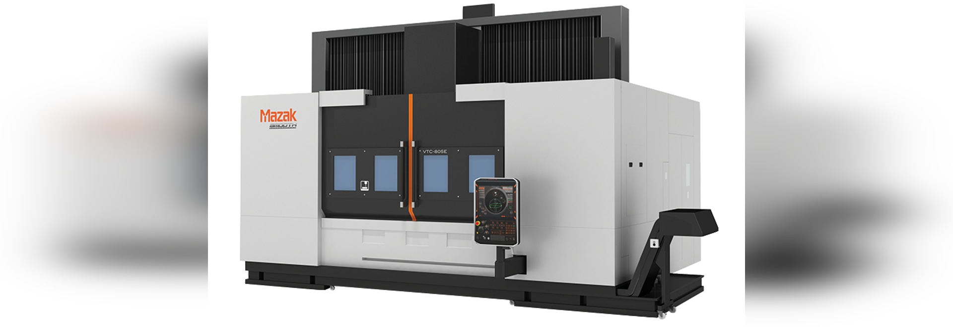 Mazak VTC-805E Delivers Speed and Power Kentucky-Built Machine