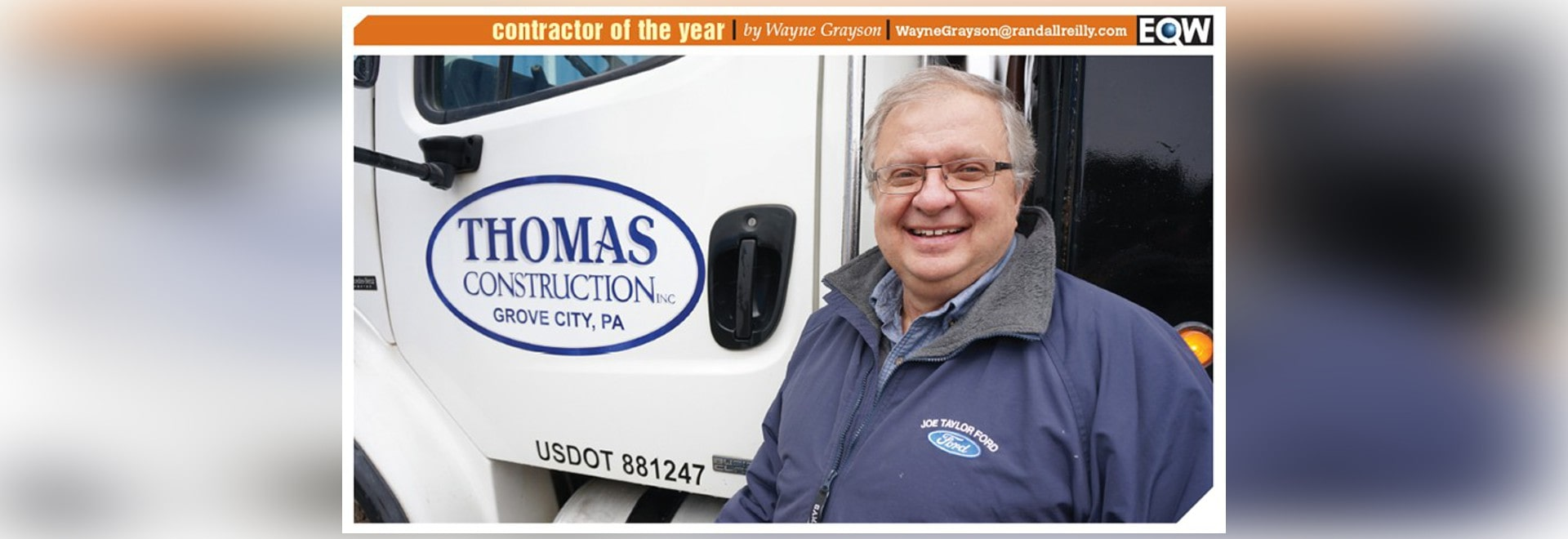 Mentoring spirit enables Pennsylvania contractor Doug Thomas to build a people-first company
