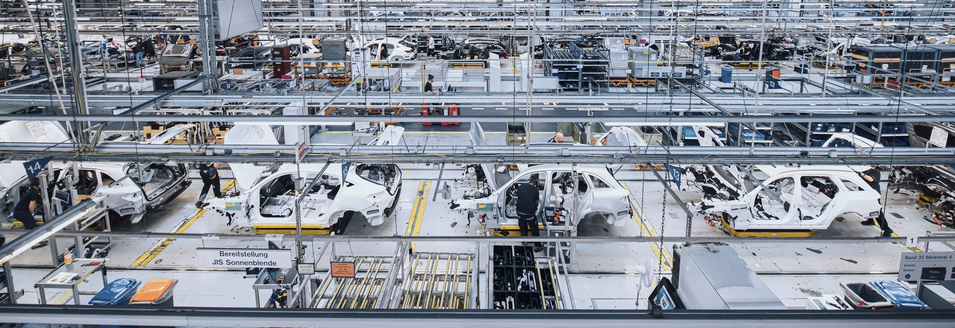 Mercedes starts GLC production at Bremen