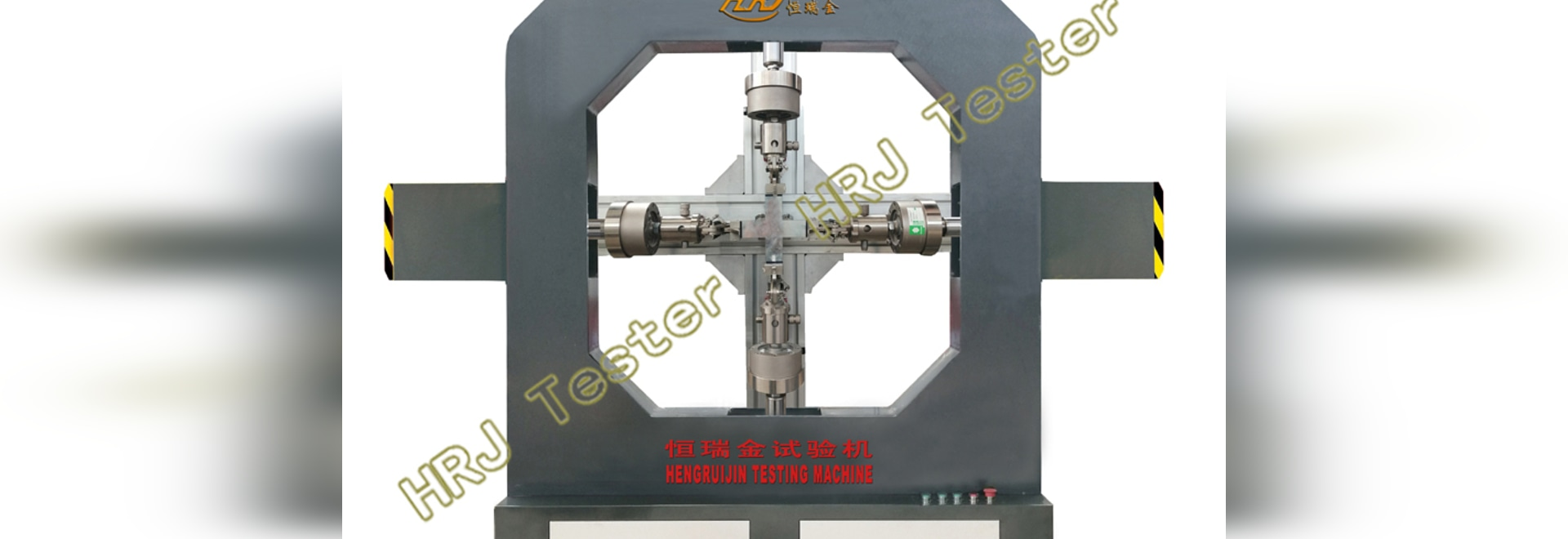 Metallic Materials Biaxial Tensile Test By Using A Cruciform Test Piece