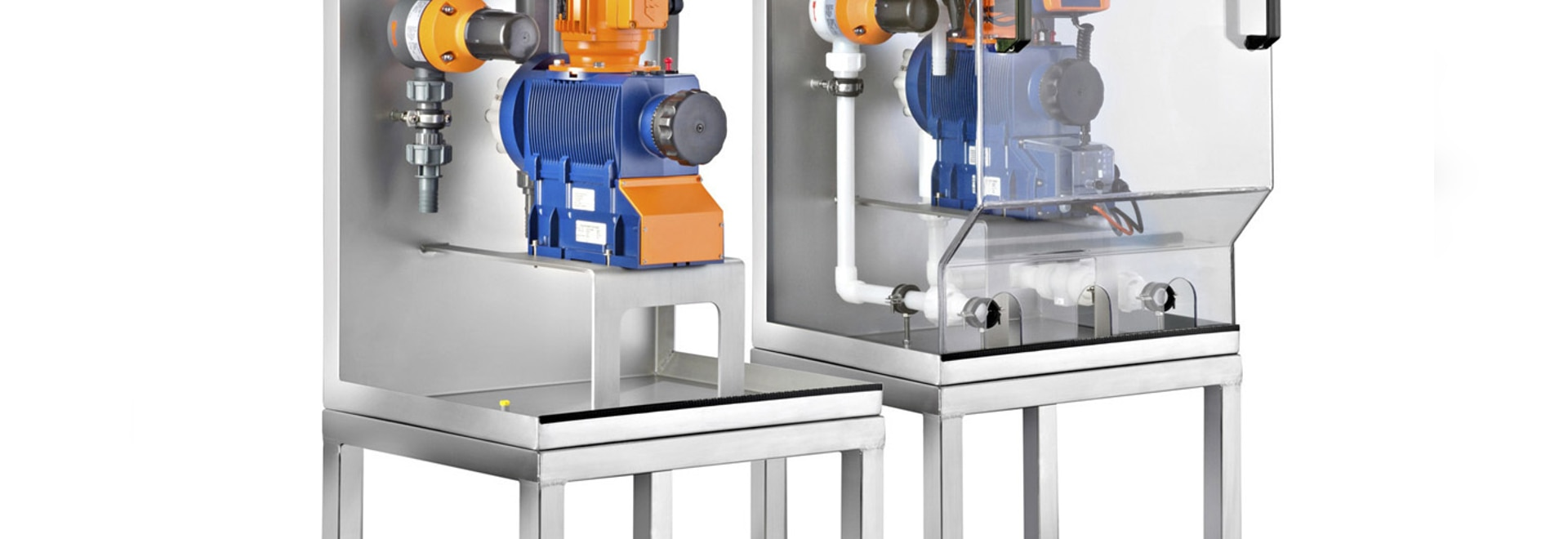 ProMinent: metering systems DULCODOS® F&B - Heidelberg