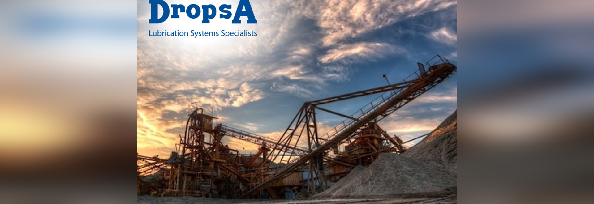 The mining industry and the lubrication of installations and vehicles