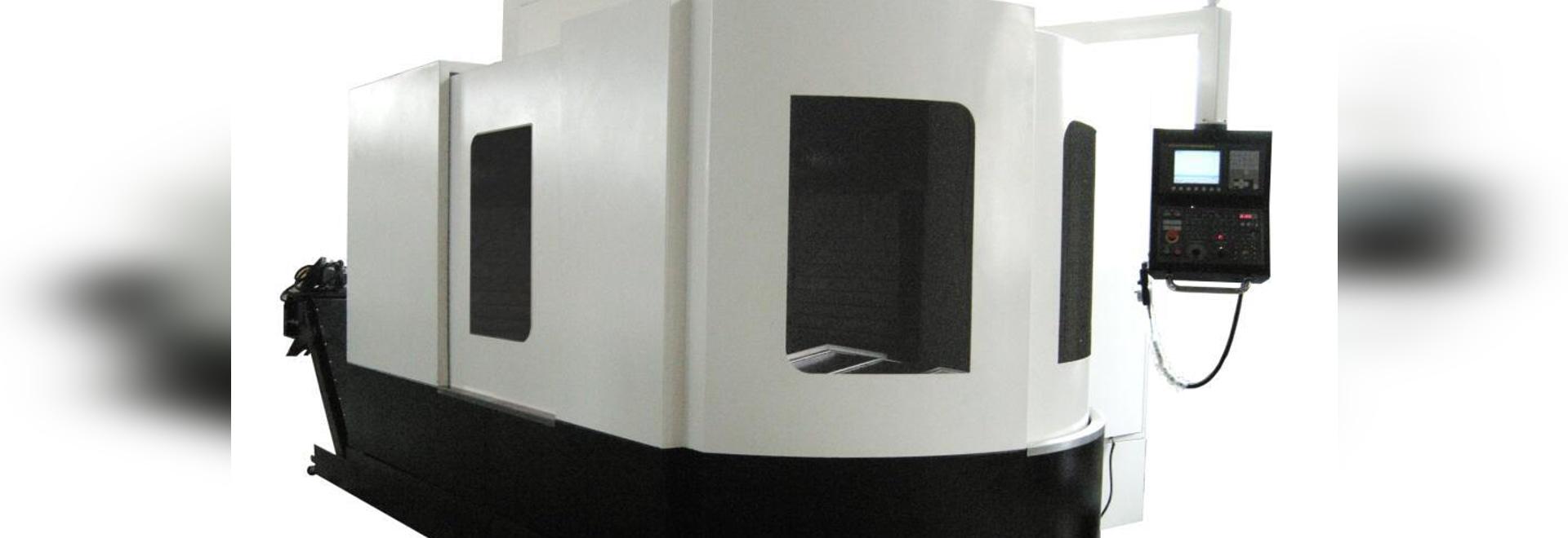Mitsubishi or Fanuc CNC system Horizontal CNC Milling