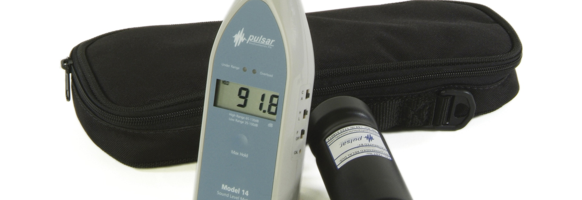 Model 14 sound level meter kit