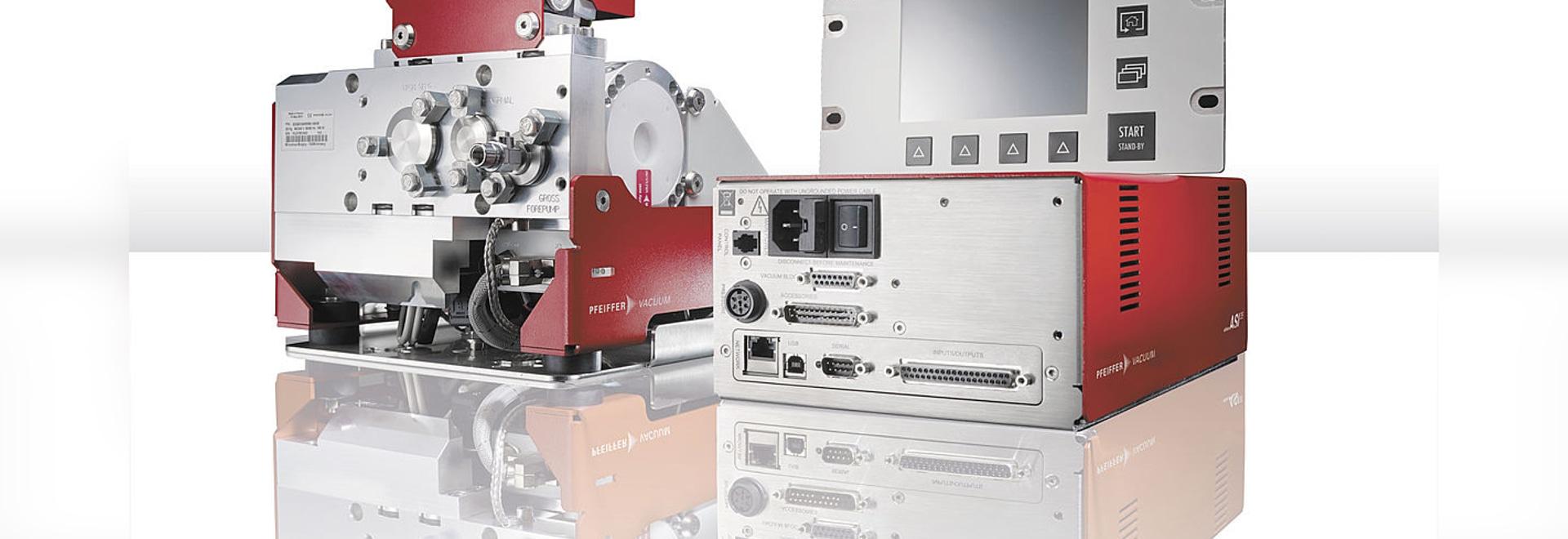 Modular leak detector ASI 35
