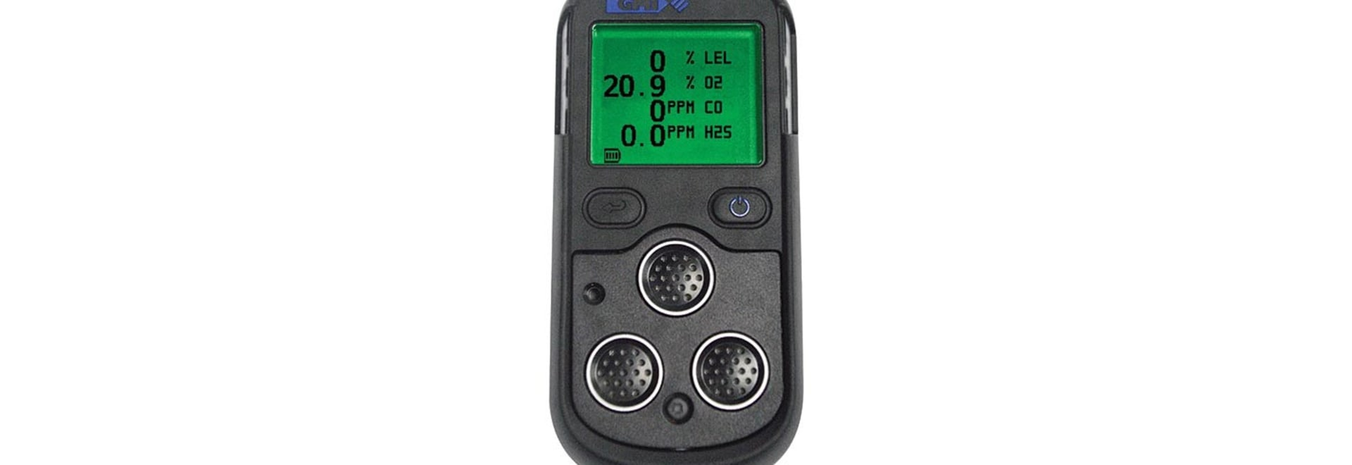 Multi-gas detection instrument from 3M Gas & Flame Detection.