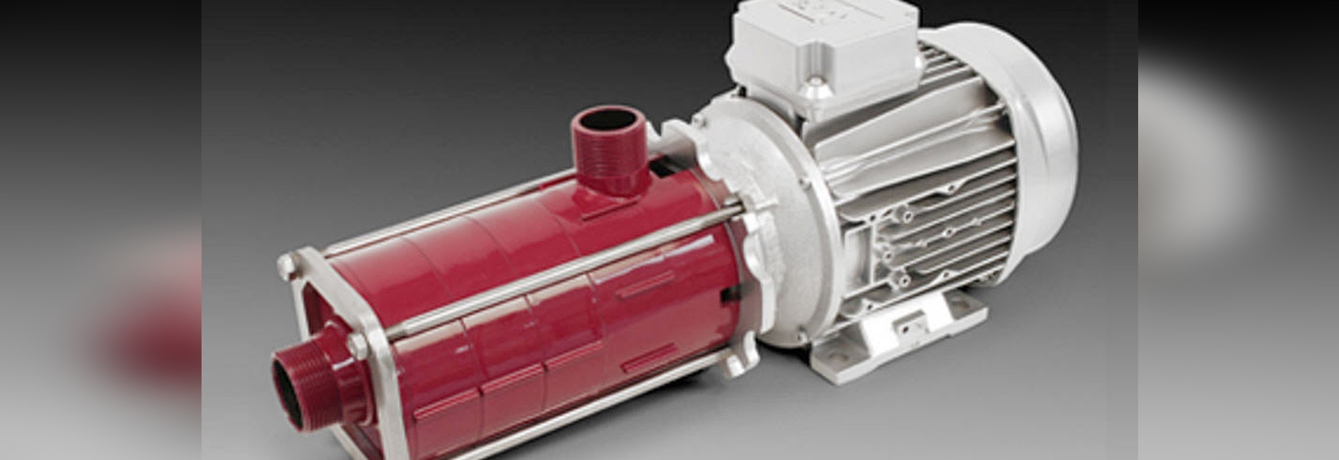 Multistage self-priming centrifugal pump type KSP
