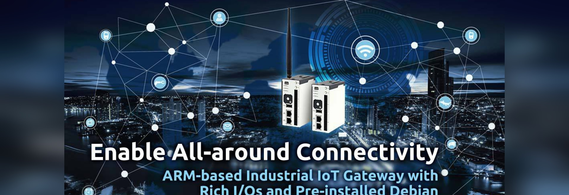Neousys Announces IGT-30 Series, an Industrial IoT Gateway Optimized for Industry 4.0