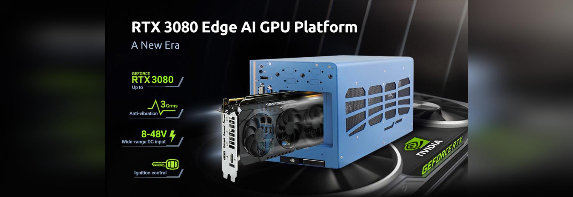 Neousys New Edge AI GPU Computing Platform with NVIDIA® RTX 30 series