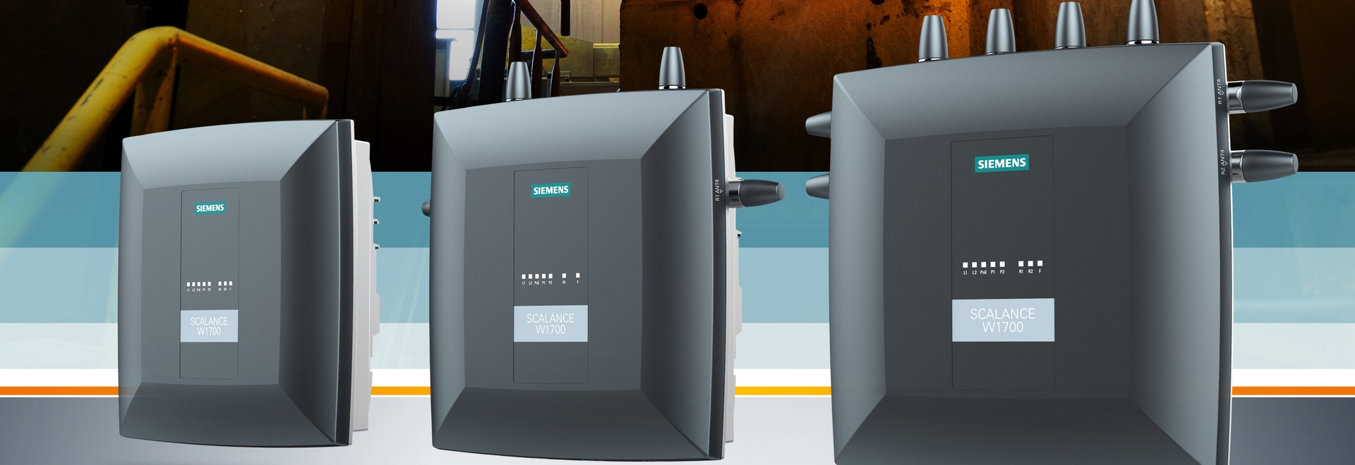 New Access Points for future-proof industrial networks