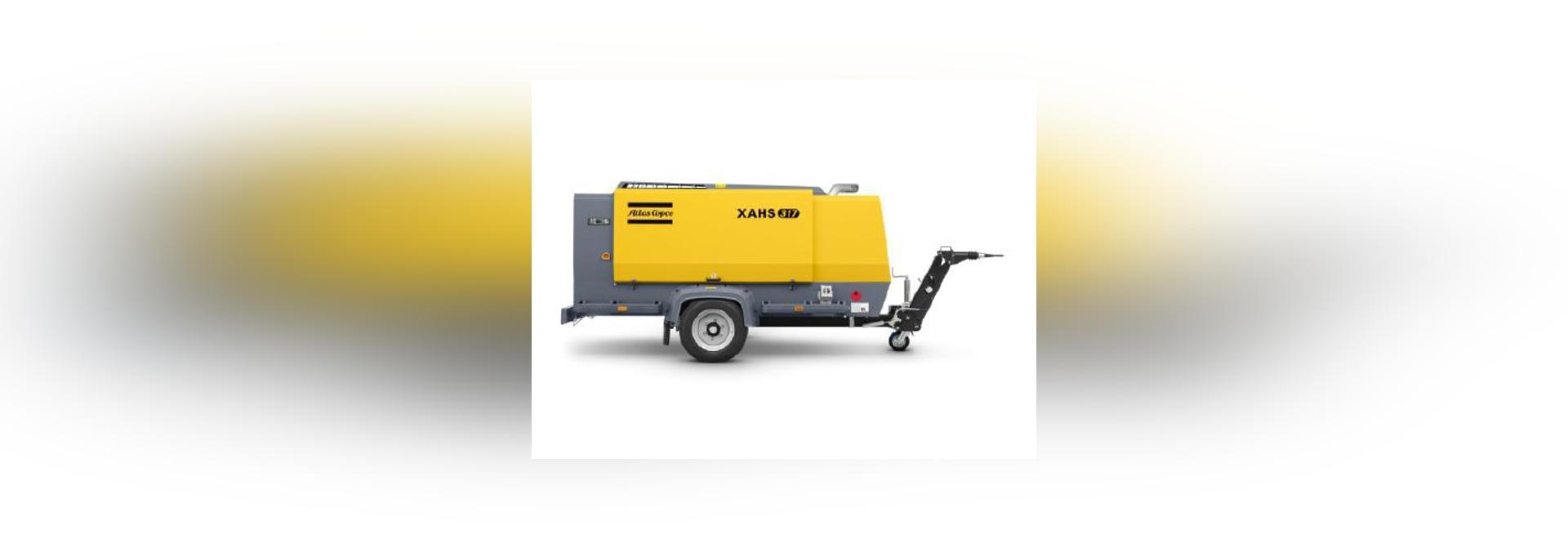 NEW: air compressor by ATLAS Copco Compressors USA