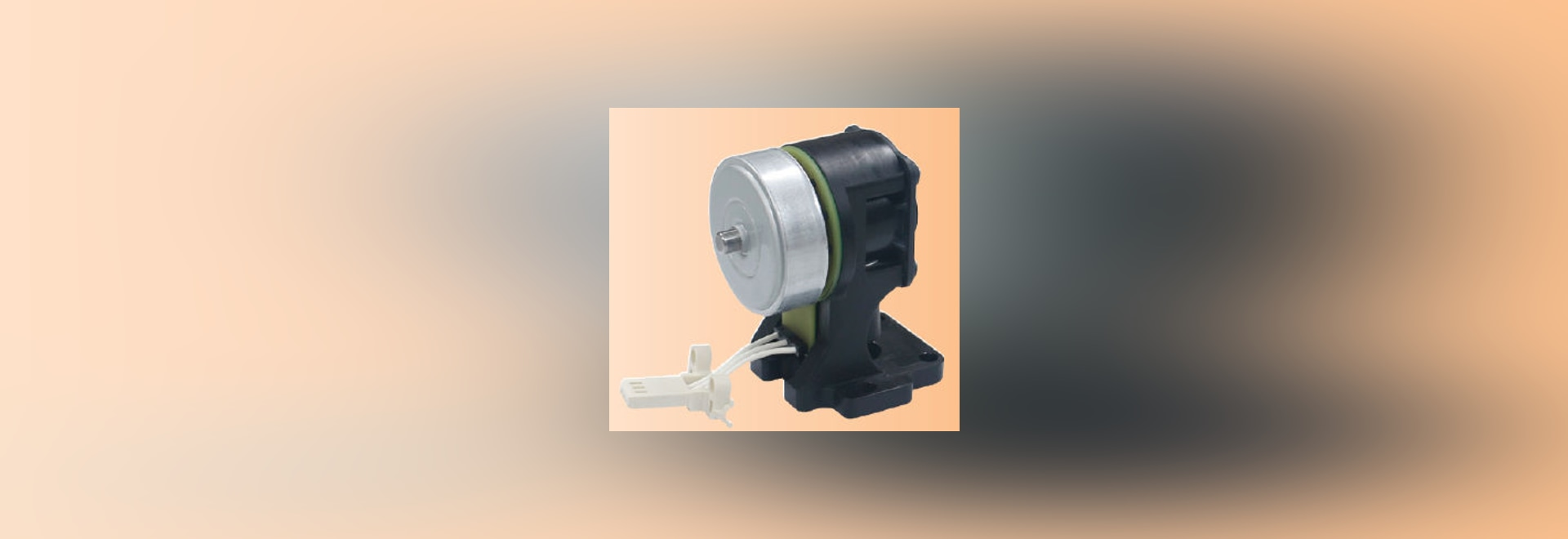 NEW: brushless motor by Johnson Electric