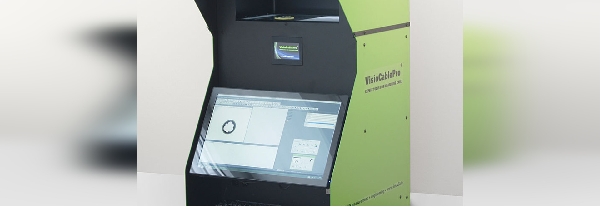 The new cable measuring device VCPX5