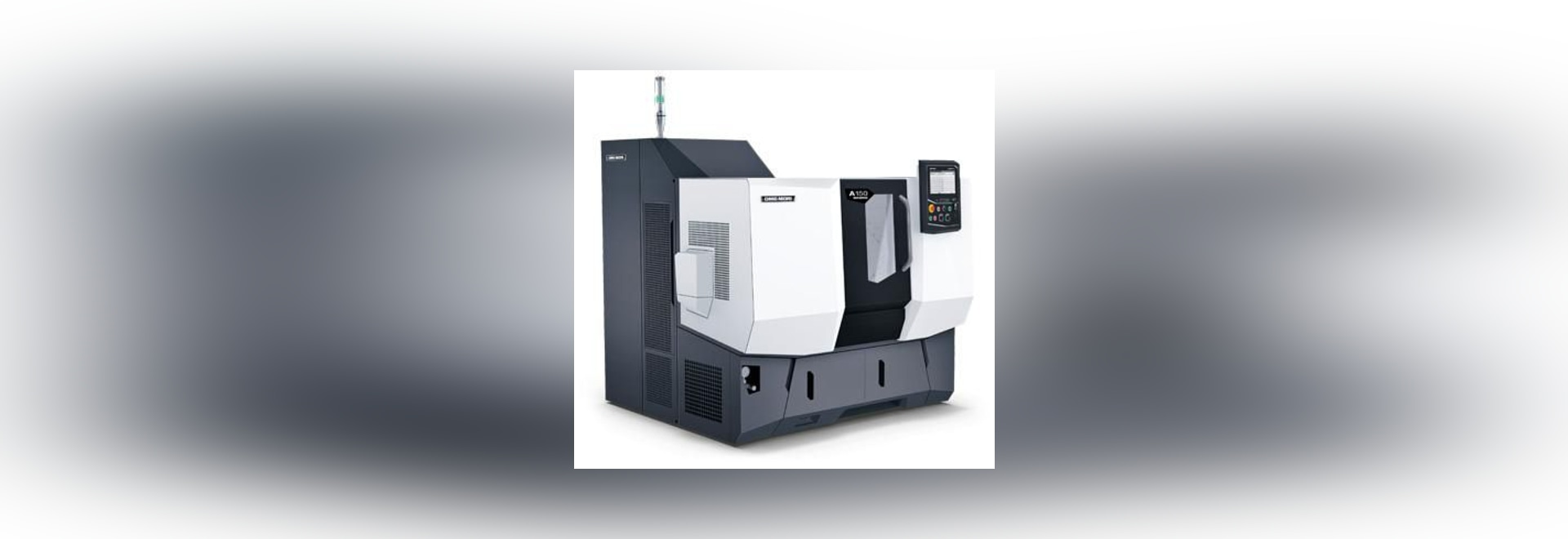 NEW: CNC turning center by DMG MORI