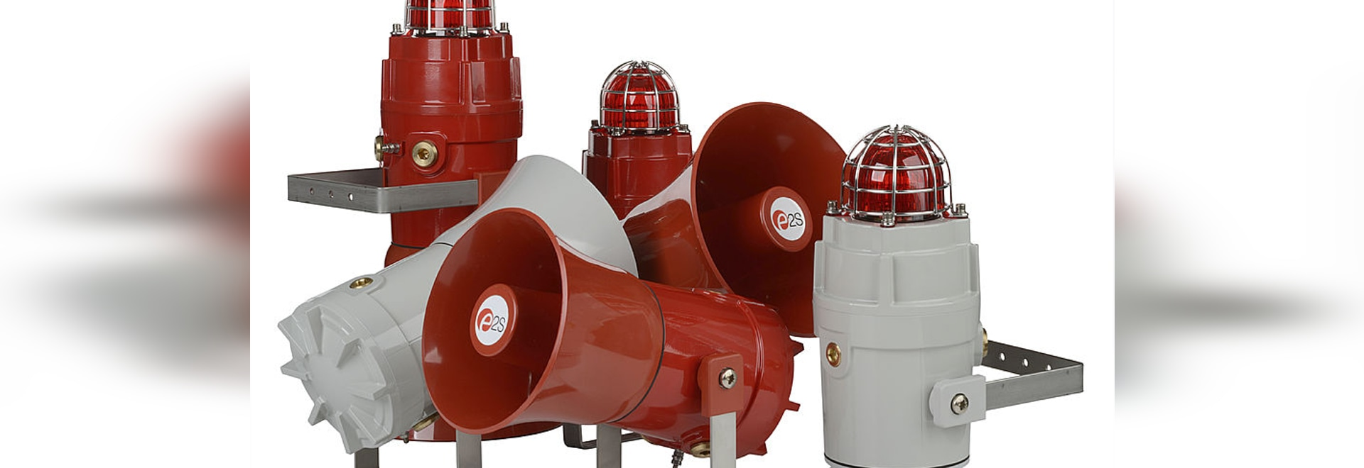 The new 'D1x' family from E2S Warning Signals for Class I Div.1 applications