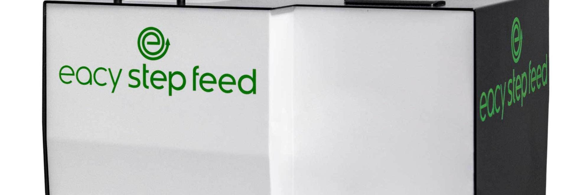 The new DEPRAG step feeder system: eacy step feed
