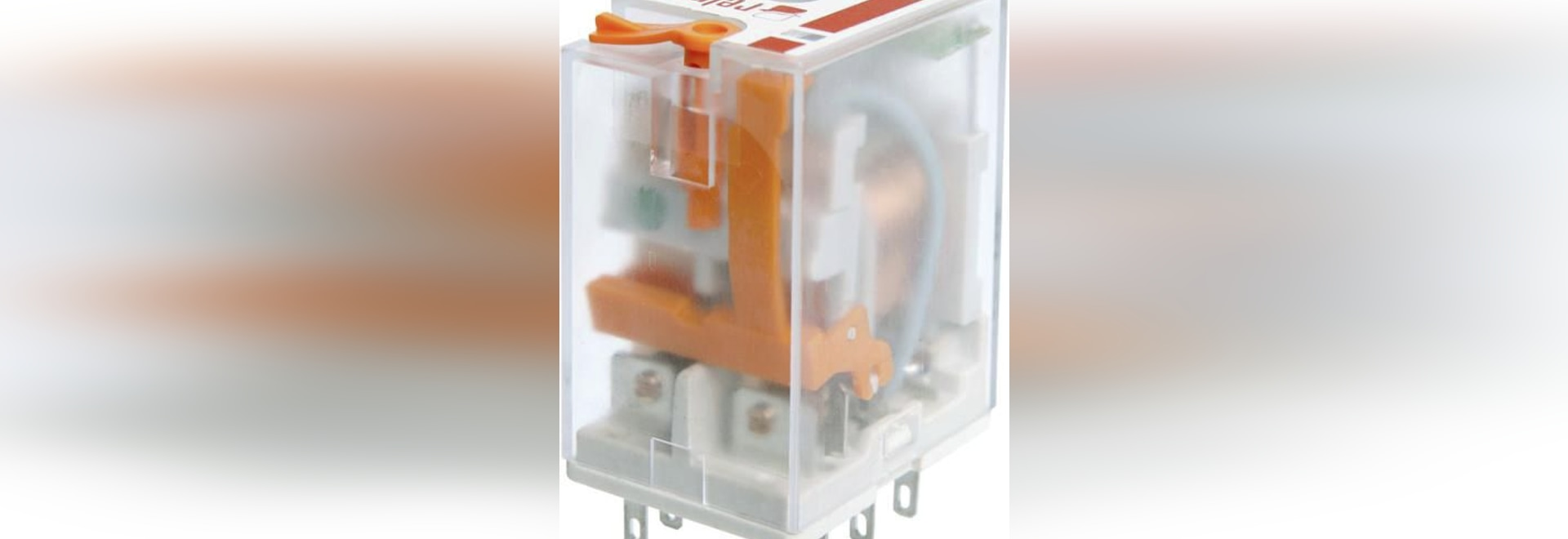 NEW: electromechanical relay by RELPOL