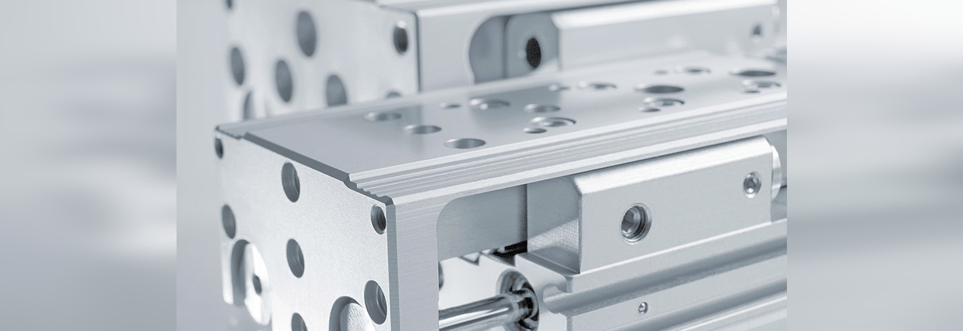 The new generation of MSC mini slides from Rexroth Pneumatics can be configured to perfectly fit your requirements.