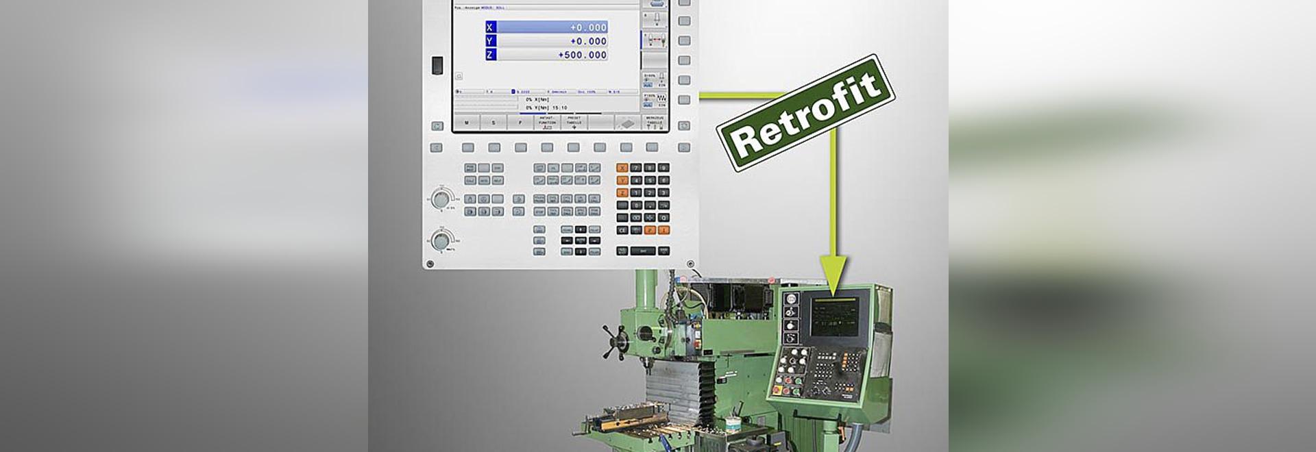 New HEIDENHAIN Controls Replace the TNC 150, TNC 151 and TNC 155