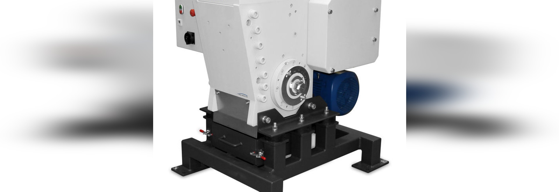 NEW: jaw crusher by Retsch