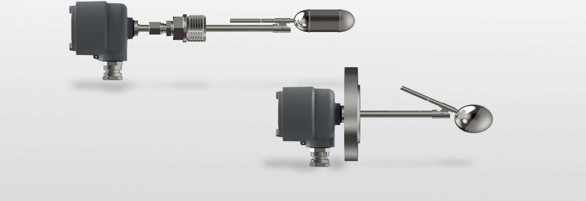 New JUMO Float Switch in Horizontal Design