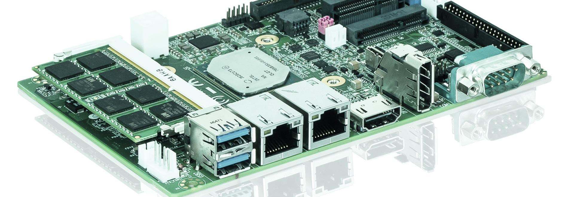 "New Kontron 3.5"" Single Board Computers"