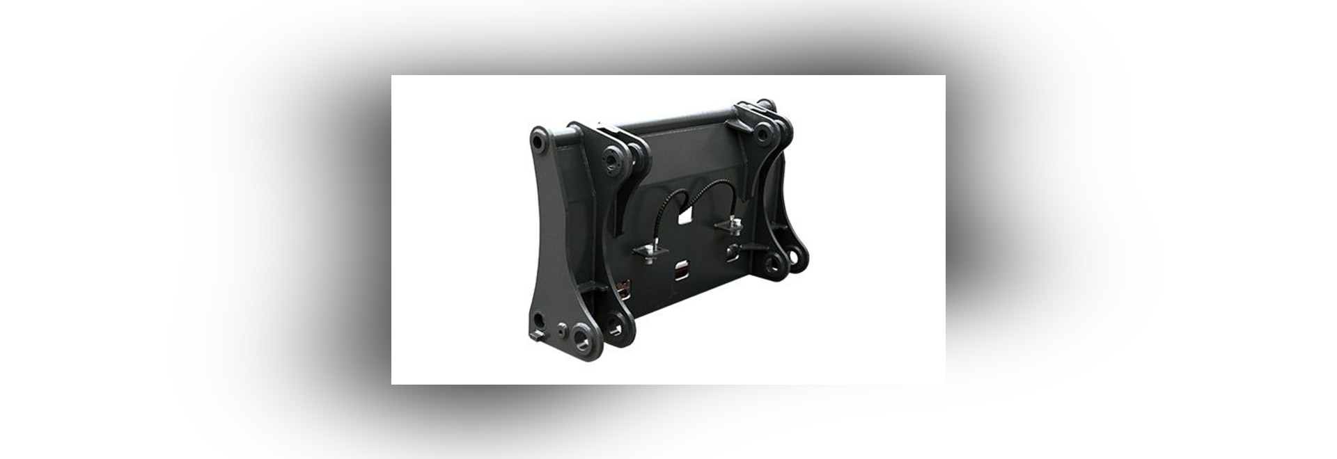 NEW: loader quick coupler by DAEWOO Construction Equipment Division