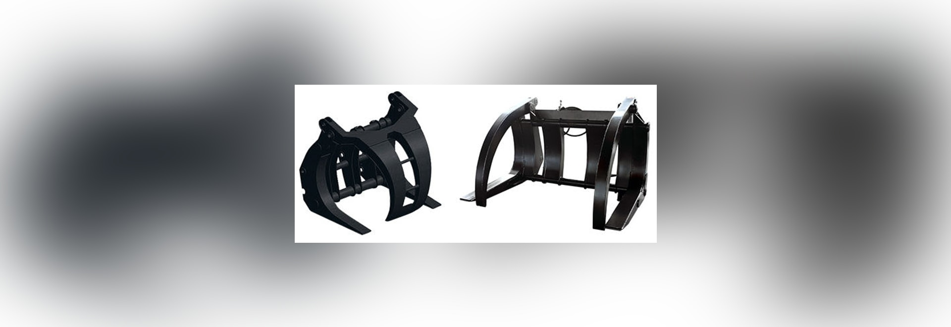 NEW: log grapple by DAEWOO Construction Equipment Division