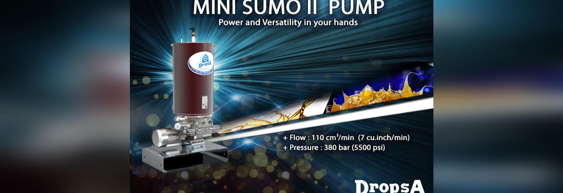 New Mini Sumo II pump