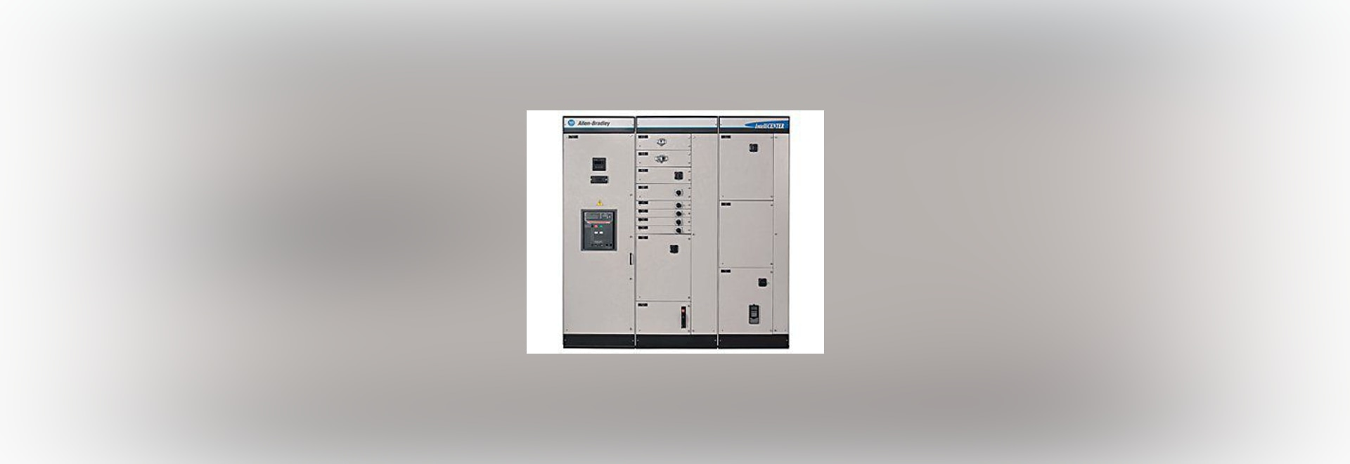 NEW: motor control center by Allen Bradley