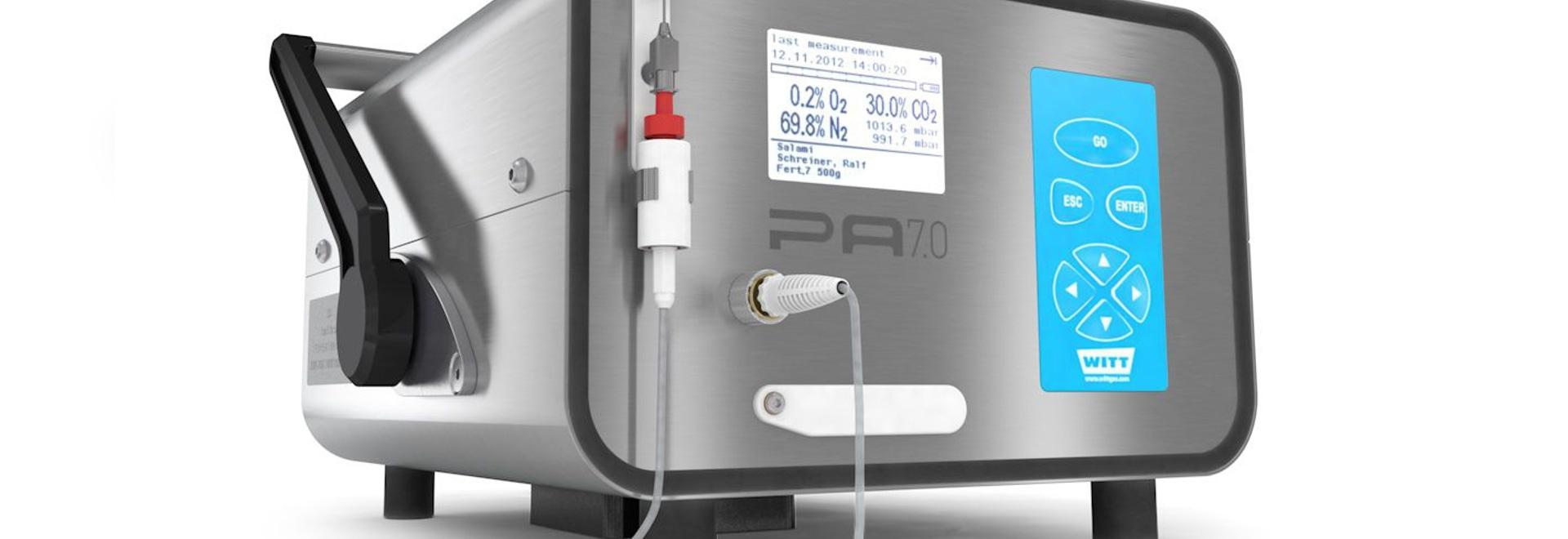 NEW: multi-gas analyzer by WITT-Gasetechnik GmbH & Co KG
