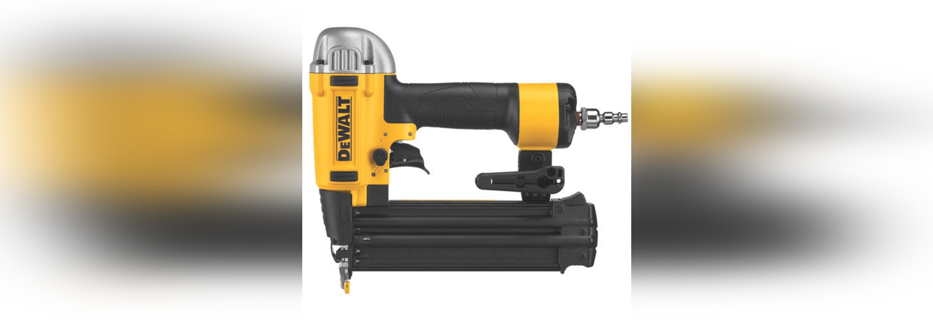 NEW: pneumatic nail gun by DEWALT Industrial Tool