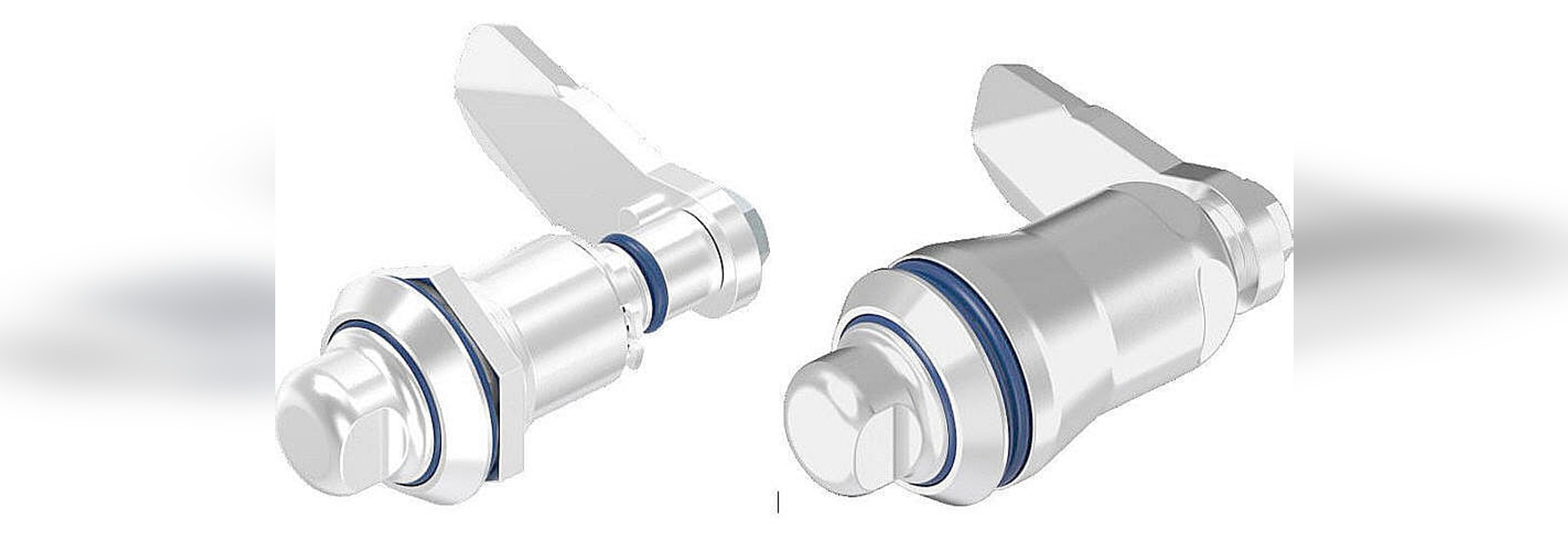 New: Program 1000 - Stainless Steel Compression Latches for Hygienic Areas