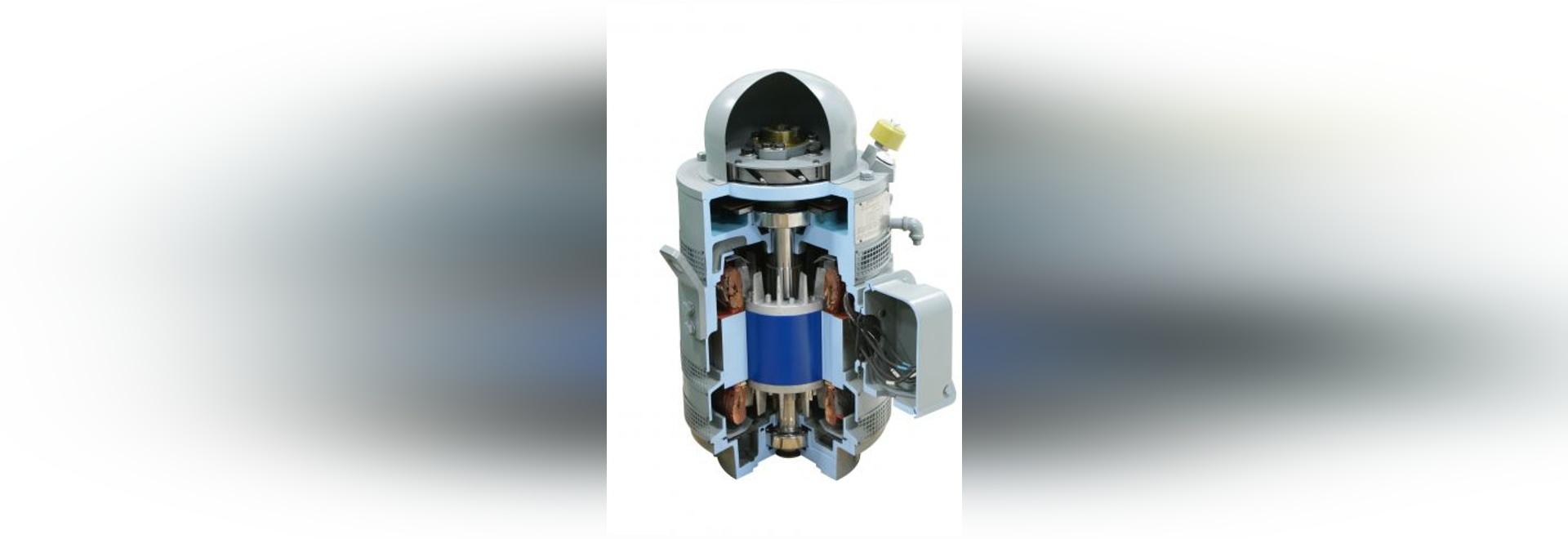 NEW: pump motor by GE Motors