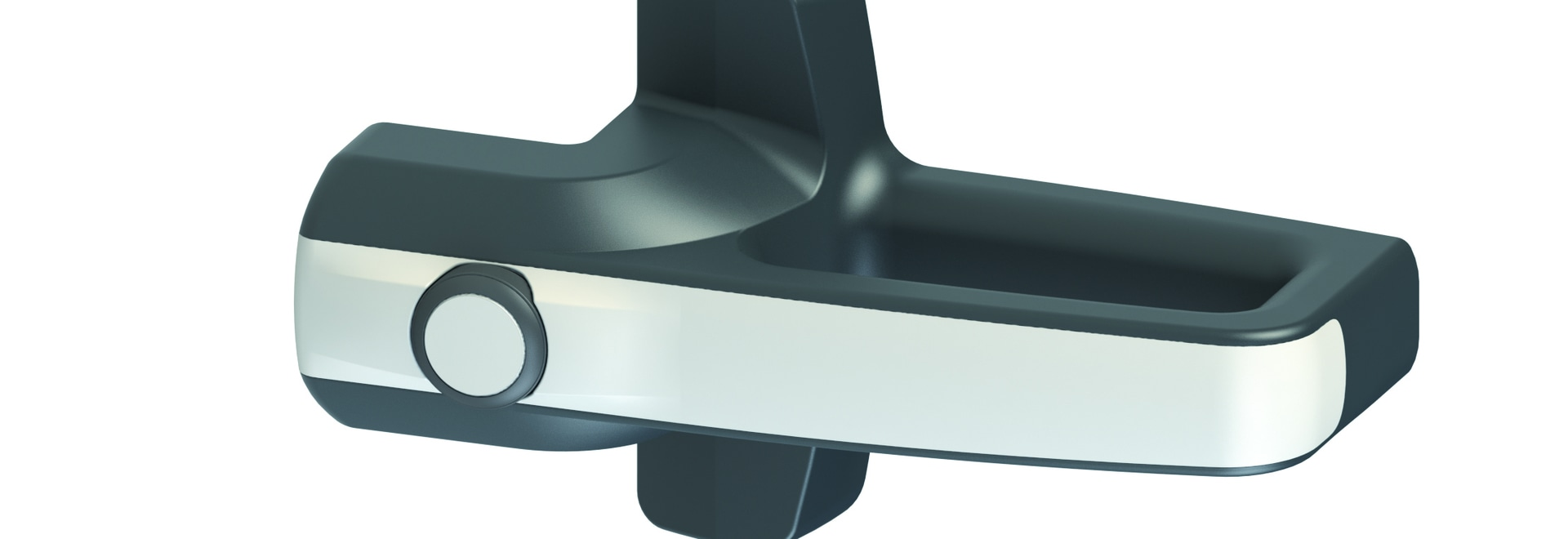 New safety handles P-KUBE Krome series