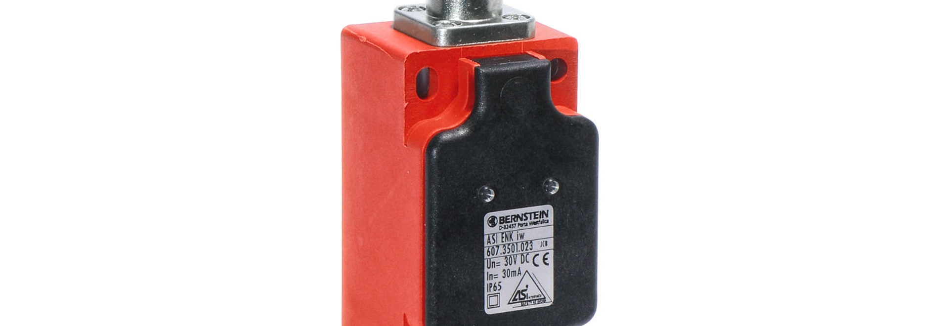 NEW: safety position switch by BERNSTEIN AG