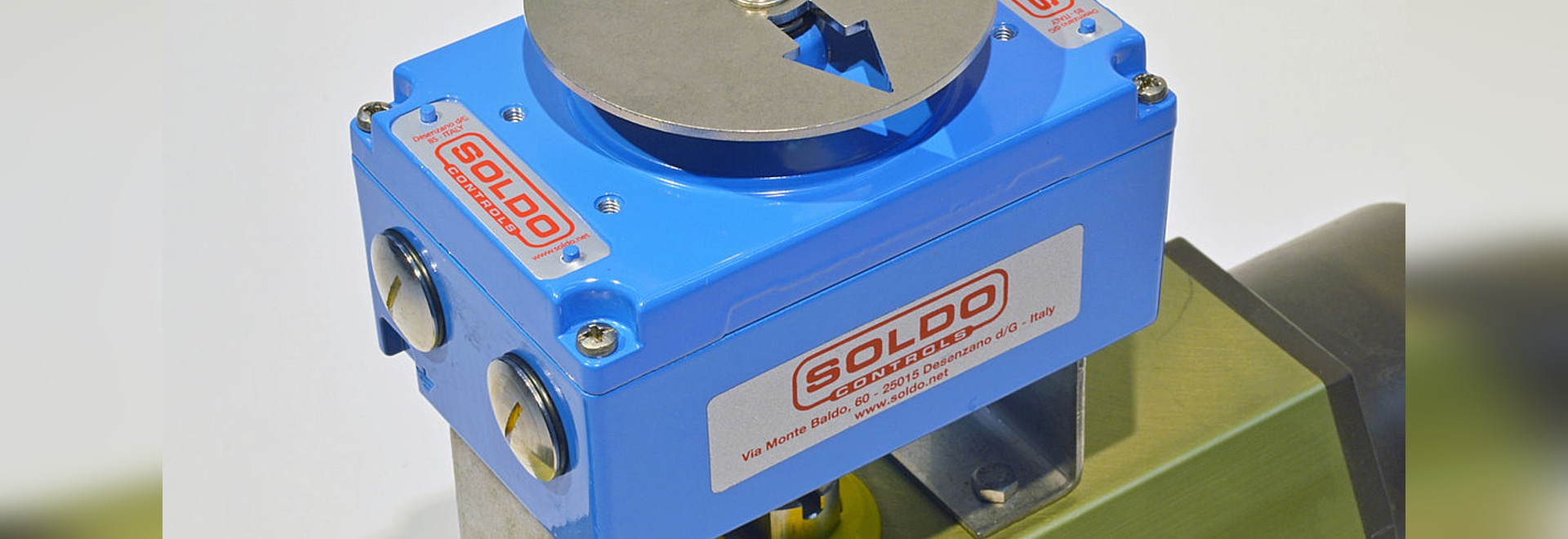New Soldo limit switchbox for high temperature applications
