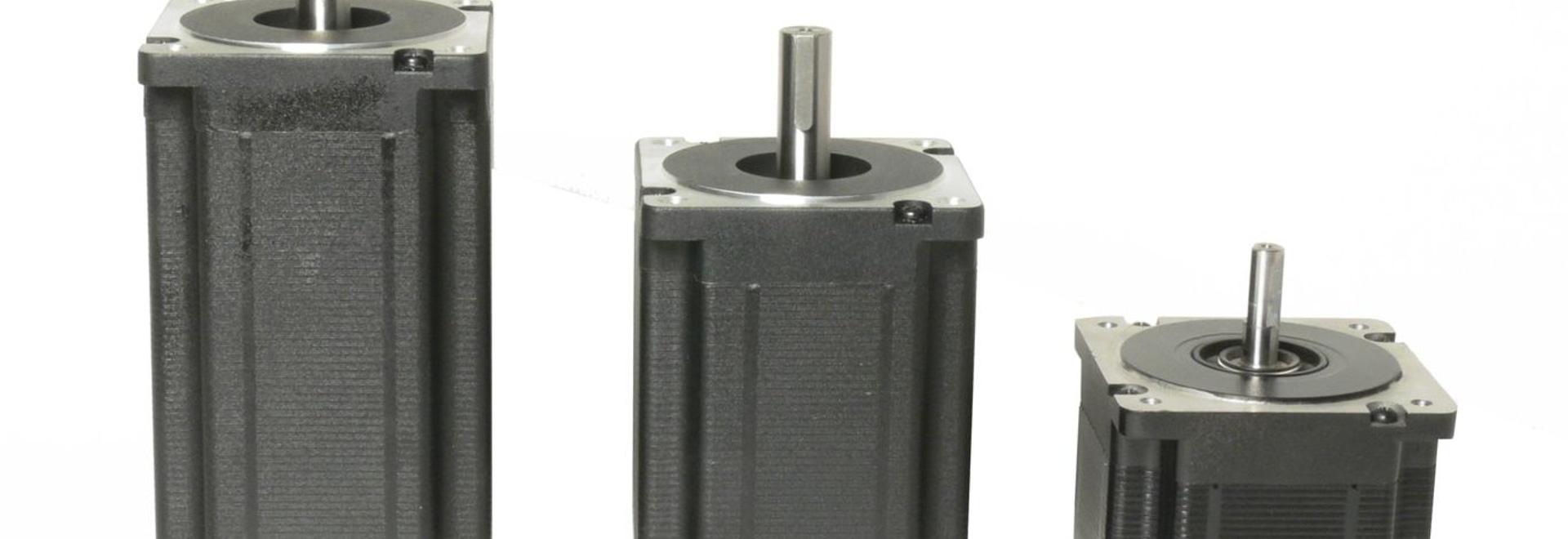 NEW: stepper motor by JVL