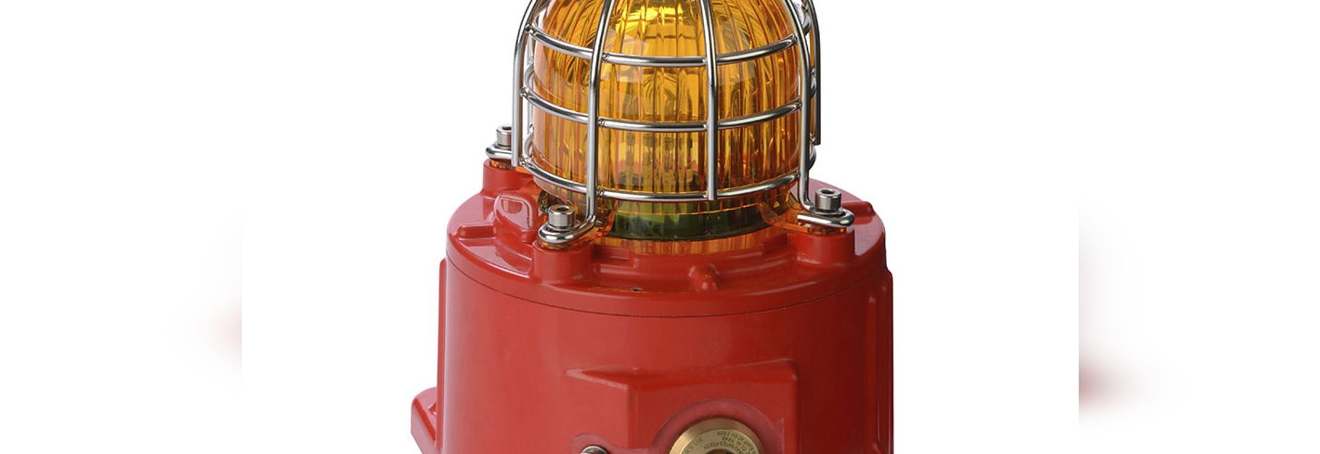 NEW: strobe beacon by E2S Warning Signals