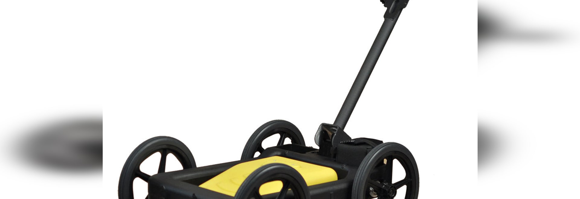 NEW: tri-frequency ground penetrating radar by Sub-Surface