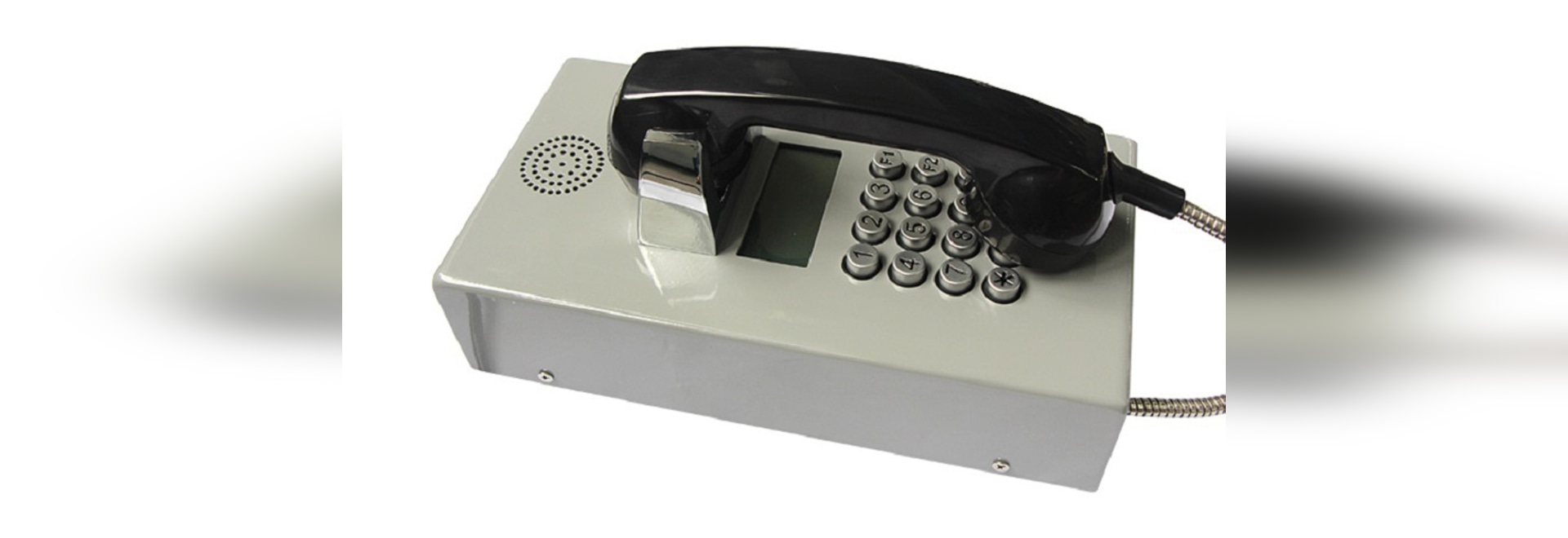 New VOIP telephone with LCD display