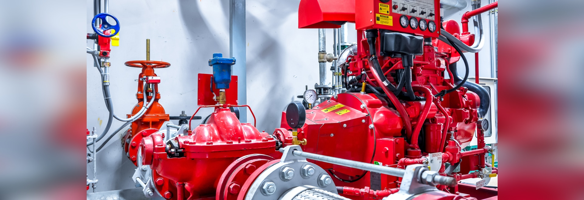 NOZZLES FOR FIRE PROTECTION