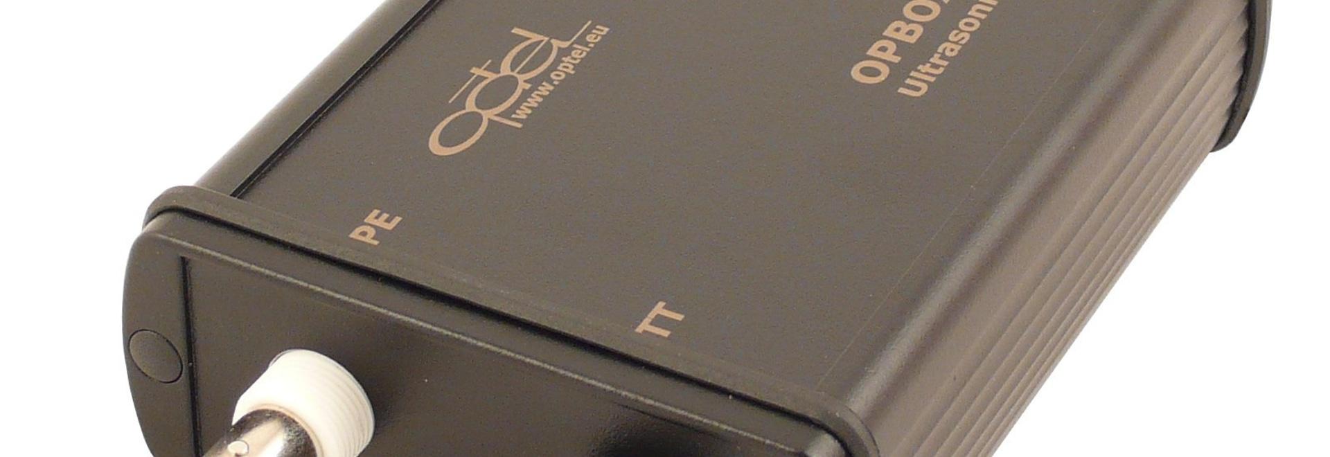 OPBOX ultrasonic NDT inspection device