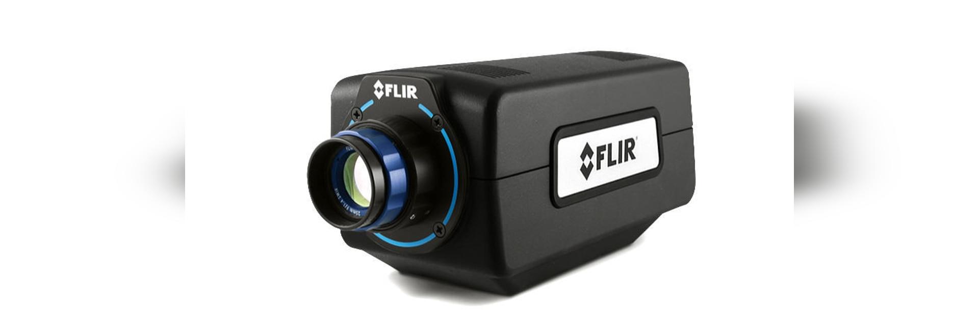 Optimised SWIR Imaging Camera