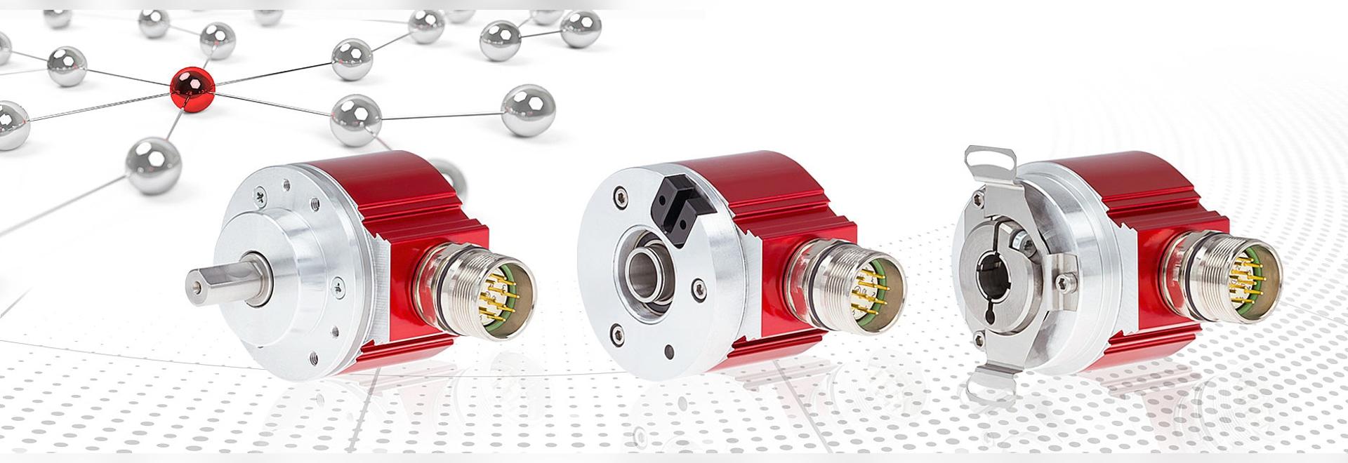 Parameterizable incremental rotary encoders: New generation