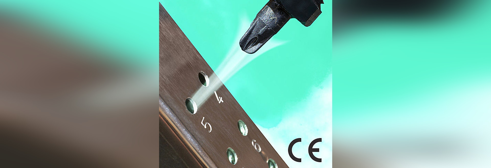 PEEK Pico Super Air Nozzle Assures Precise Non-Marring Blowoff