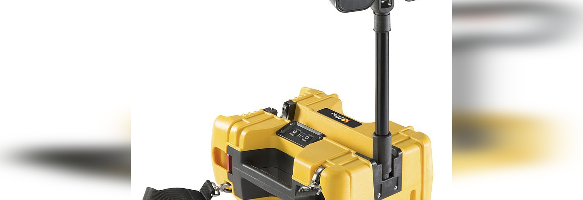 Peli´s Advanced Area Lighting Group introduces the 9480 Remote Area Lighting System (RALS)