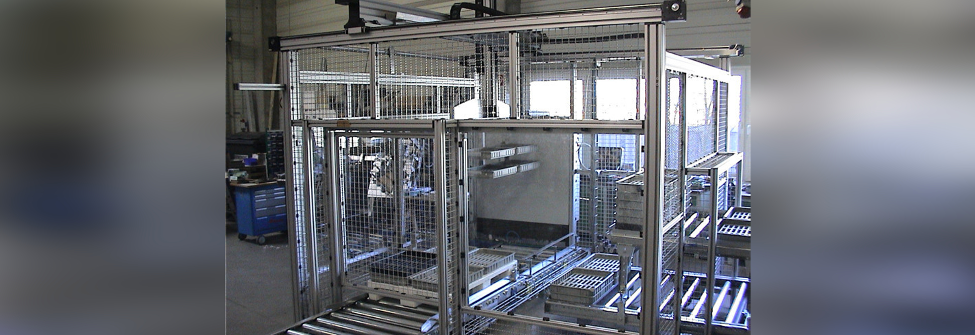 pick and place linear motion system
