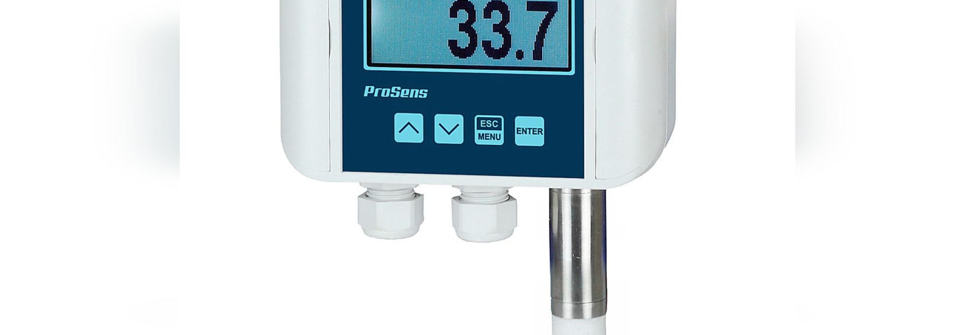 ProSens = sensor + meter + controller